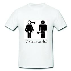 Tricou cheia succesului