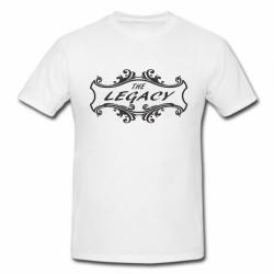 Tricou imprimat - Legacy